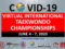 LIVE – COVID-19 GCS Virtual International Taekwondo Championships