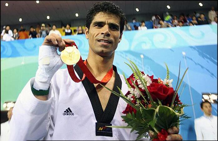 """Hadi Saei: """"Los deportistas mueren dos veces"""