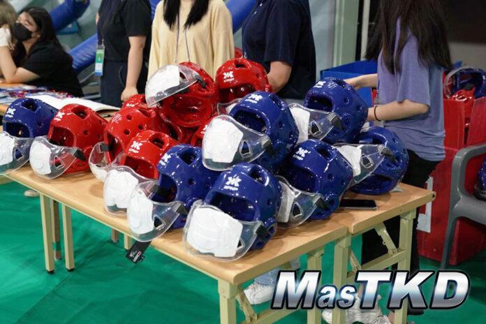 Una vez más el Taekwondo coreano en