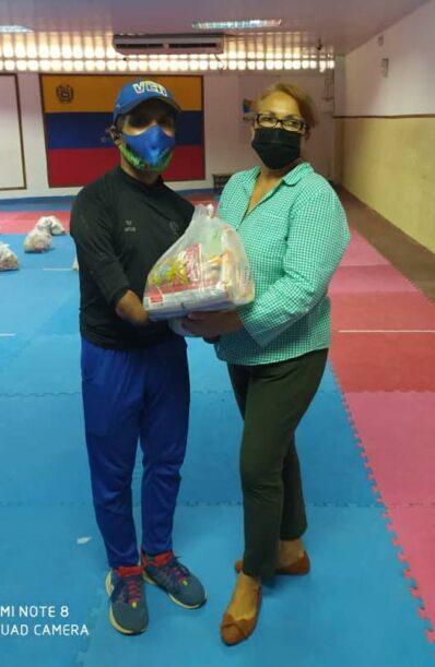 Movimiento Mundial GSC envía aporte al Taekwondo Venezolano