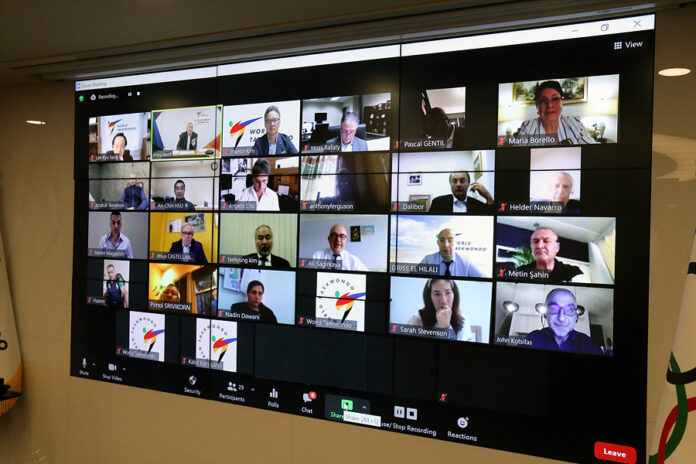 Virtual Council Meeting concluded successfully with important changes