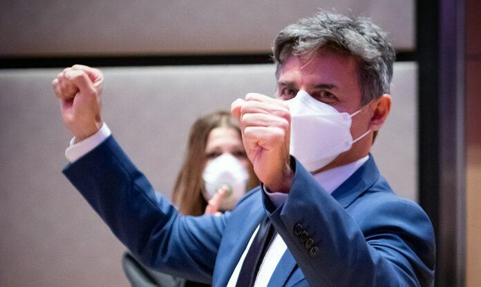 Angelo Cito confirmado presidente de la Federación Italiana de Taekwondo