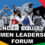 WT host first Gender Equity & Women Leadership Forum