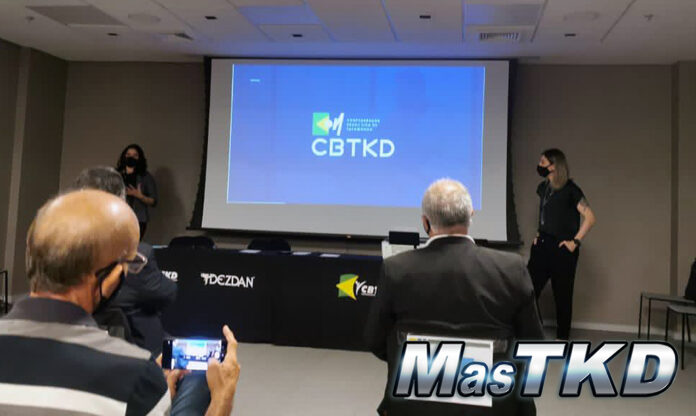 CBTKD realiza importante Assembleia com presidentes de Federações Estaduais