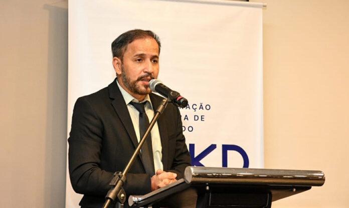 Junior Maciel ganha eleição e continua por mais 4 anos a frente da CBTKD