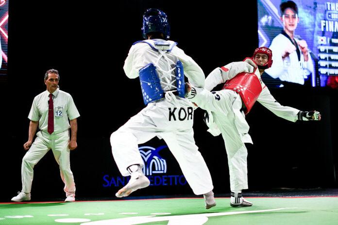 El timing en el Taekwondo