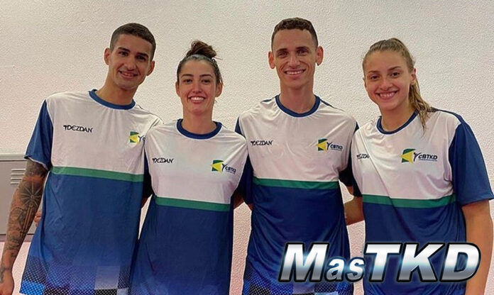 Sofia Open marca retorno em eventos internacionais de brasileiros classificados para Tóquio