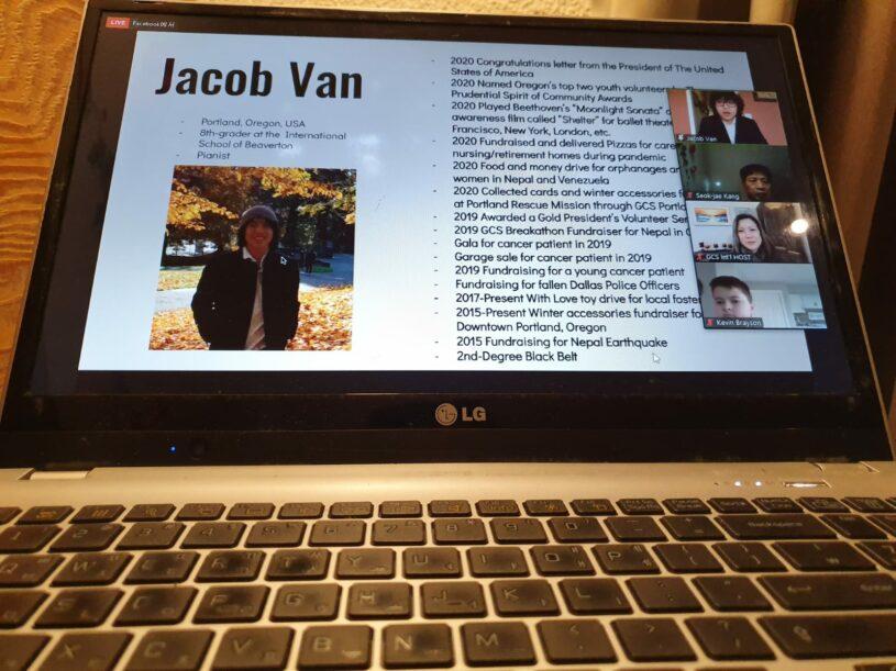 GCS International hosted 1st Virtual seminar of the year