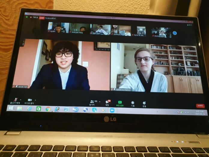 GCS International hosted 1st Virtual seminar of the year