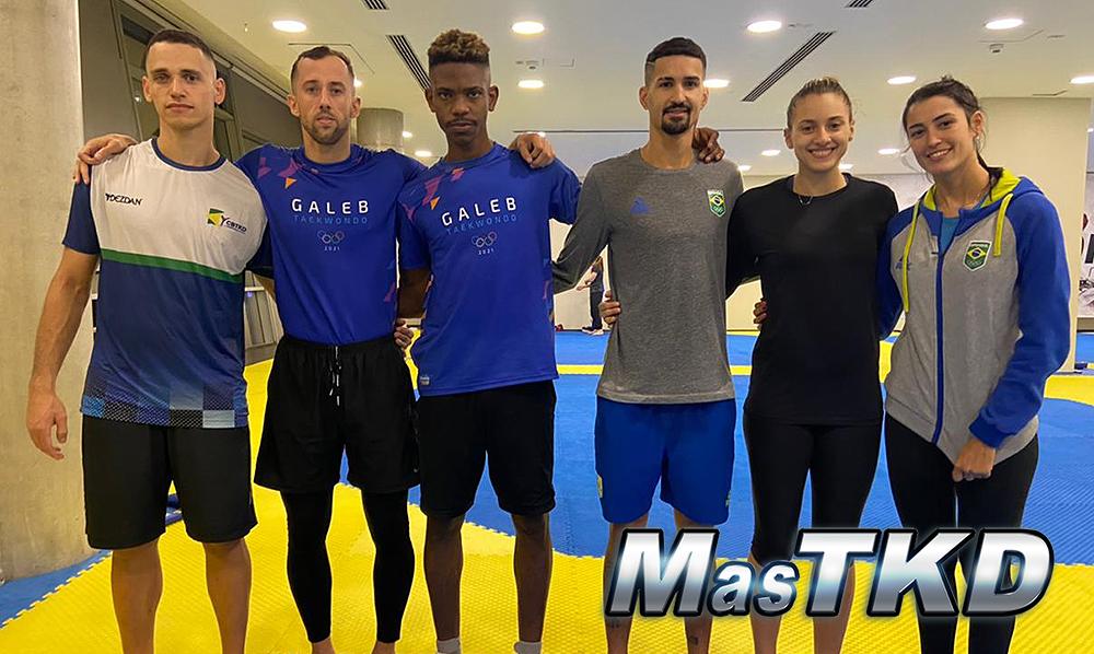 """O """"Sofia Open"""" de Taekwondo, que acontecerá nos dias 6 e 7 de março, na Bulgária, marcará o retorno dos atletas brasileiros classificados para os Jogos Olímpicos às competições oficiais."""