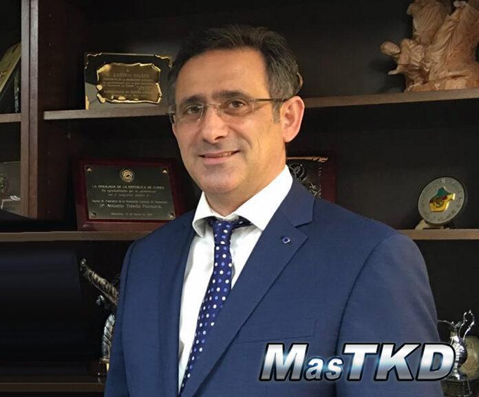 Sakis Pragalos, the innovator of Europe