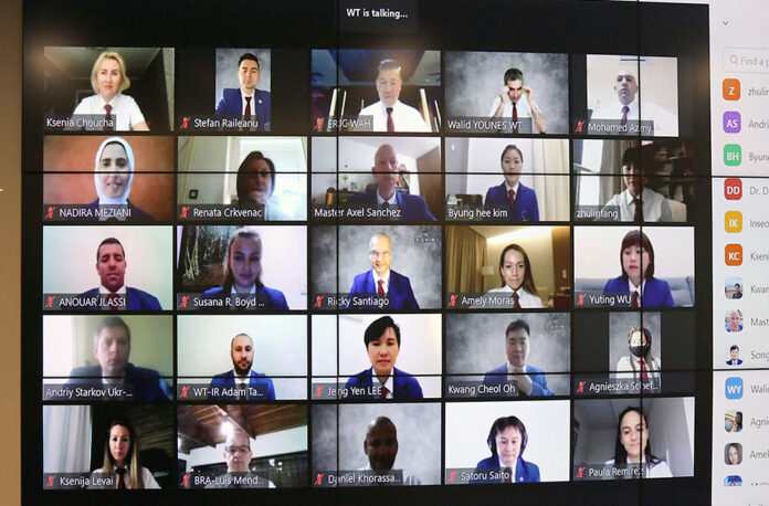 World Taekwondo hosts virtual Referee Training for Tokyo 2020