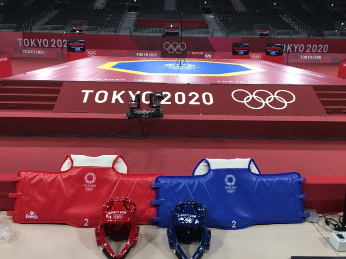 Terceros Juegos Olímpicos consecutivos con PSS Daedo