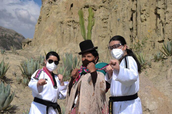 Bolivia's Aymara women train to fight back against domestic violence