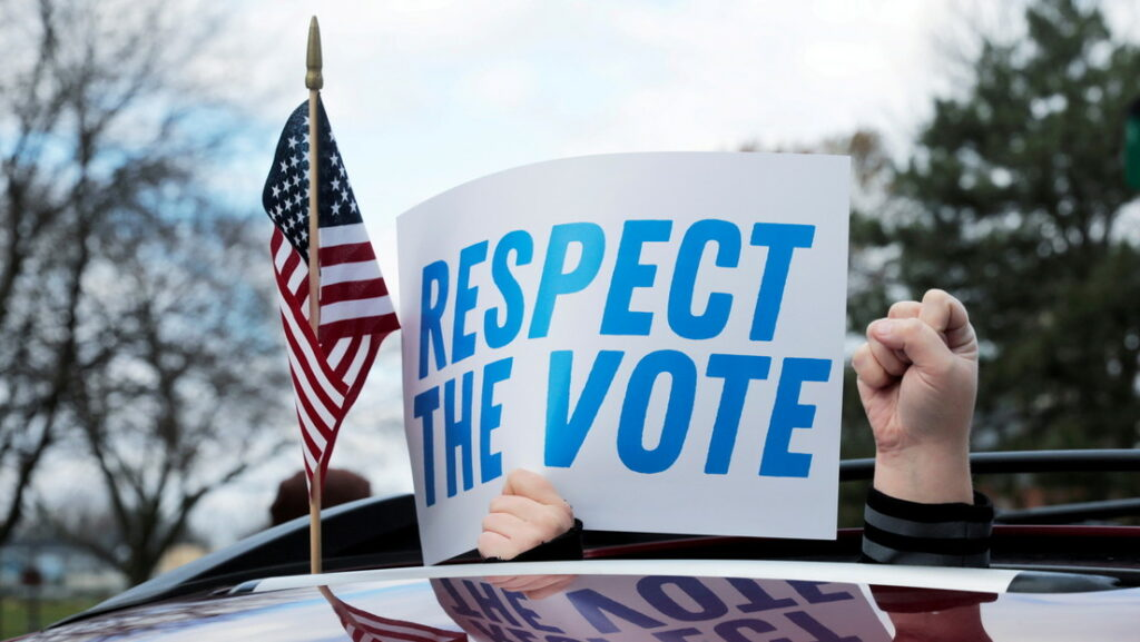 Elections attempted to be stopped