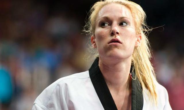 La medallista olímpica y campeona europea por Francia, Marlene Harnois, fue suspendida dos años por la Federación Francesa de Taekwondo tras haber sido protagonista de un fuerte escándalo.