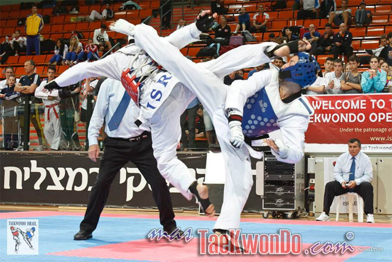 Tuncat Levent (Germany) took gold -58kg