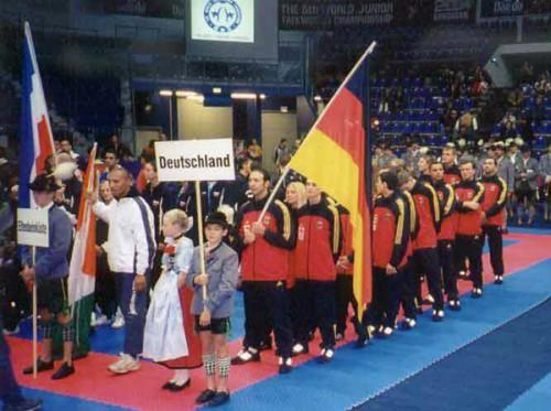 Garmisch 2003_Opening