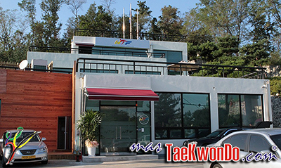 Dr. Chungwon Choue, Presidente de la Federación Mundial de Taekwondo, anunció la reorganización de la WTF el 11 de noviembre de 2013, aproximadamente dos meses más tarde de lo inicialmente previsto.