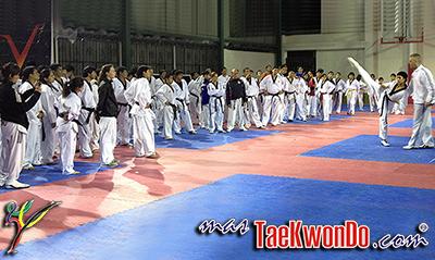 Con un total de 673 entrenadores y atletas participantes en los cuatro seminarios de presentación del Programa Mundial de Entrenamiento de Taekwondo, Ireno Fargas dio por terminada esta gran gira.
