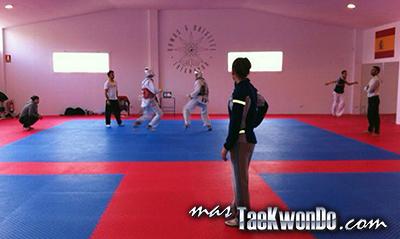 Hace pocos días ya habíamos publicado la primicia que el Equipo Nacional de Taekwondo de Kazakstán se encontraba entrenando en el Club Elite Ramos & Brigitte (Ver Nota), ahora conversamos con Brigitte.