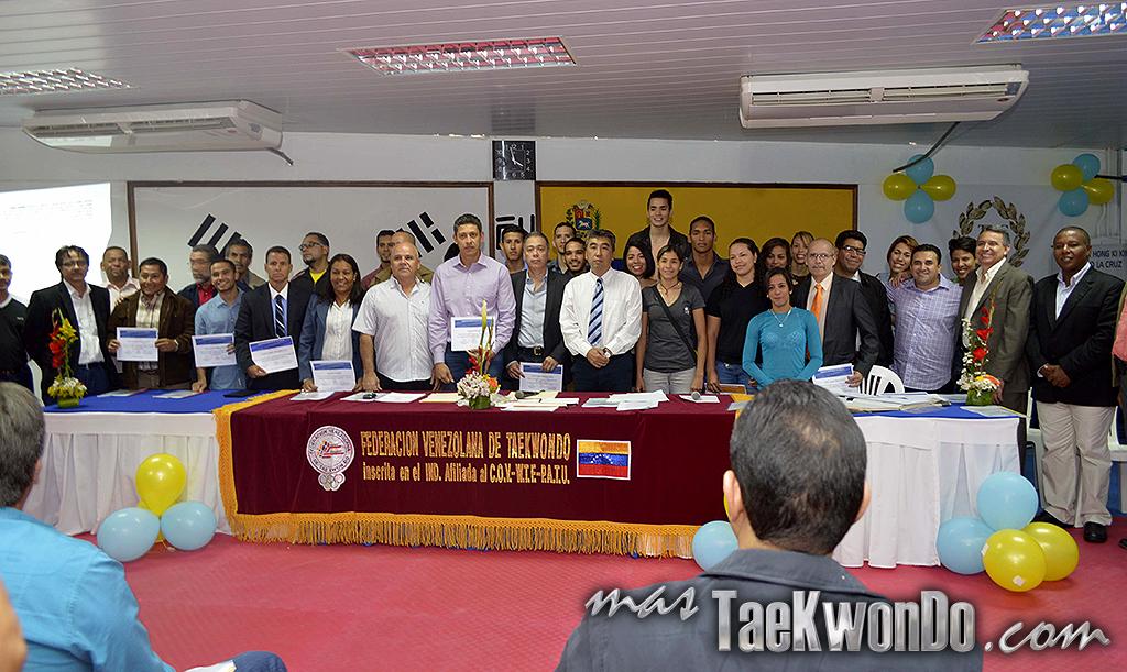 Según le informó la FEVETKD a masTaekwondo.com, Barinas y Trujillo organizarán la Válidas Nacionales de 2014 y Mérida tendrá la responsabilidad de llevar a cabo el Campeonato Juvenil.