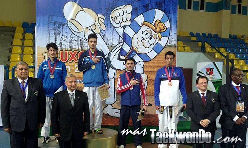 Resultados completos del 1st Luxor Open 2014, evento catalogado por la Federación Mundial de Taekwondo como G-2, que se llevó a acabo del 11 al 16 de Febrero en la ciudad de Luxor, Egipto.