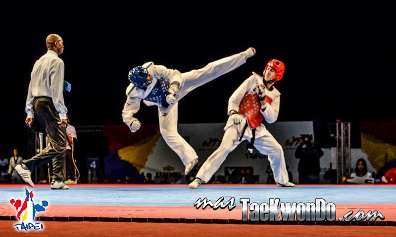"""Galería de fotos de la decimal edición del Campeonato Mundial Juvenil, que se desarrolla en el estadio """"Taipei Arena"""" del 23 a 26 de marzo de 2014 en China Taipei."""