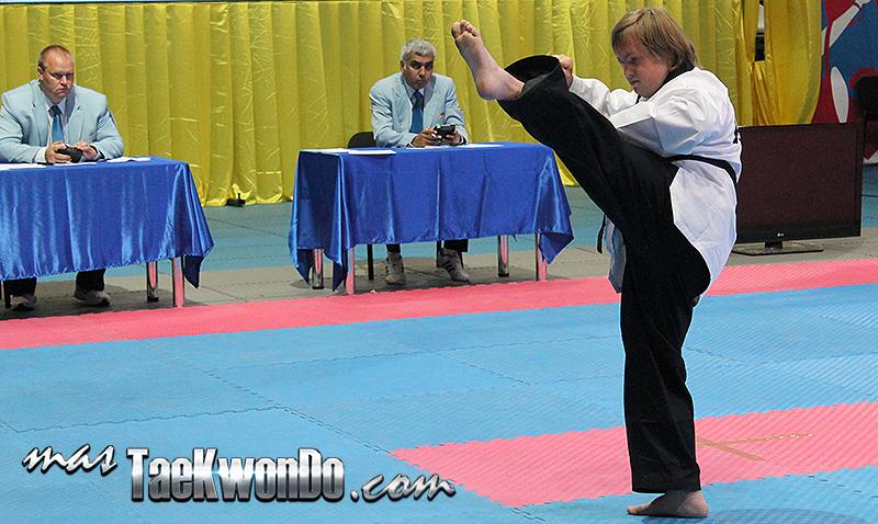 ParaTaekwondo Poomsae