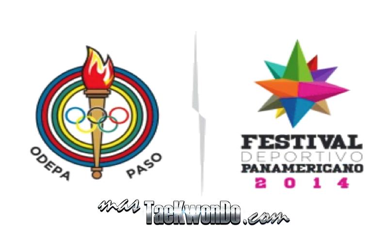 banner Festival Olímpico Deportivo Panamericano de Taekwondo