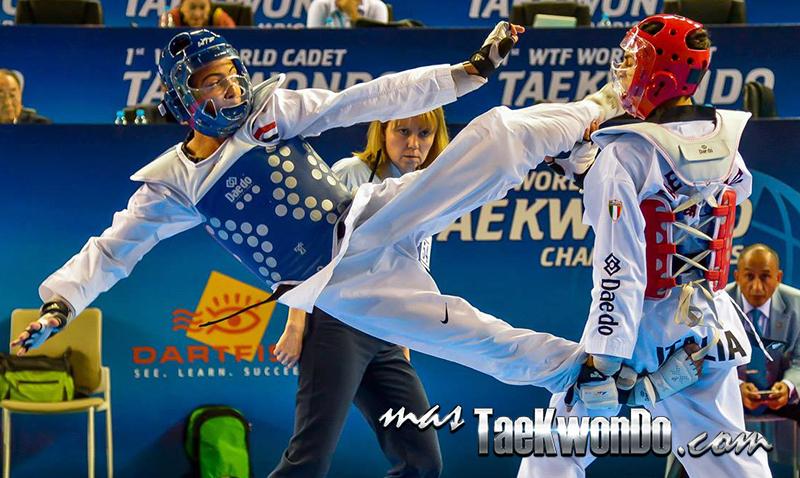 Campeonato Mundial de Taekwondo Cadete