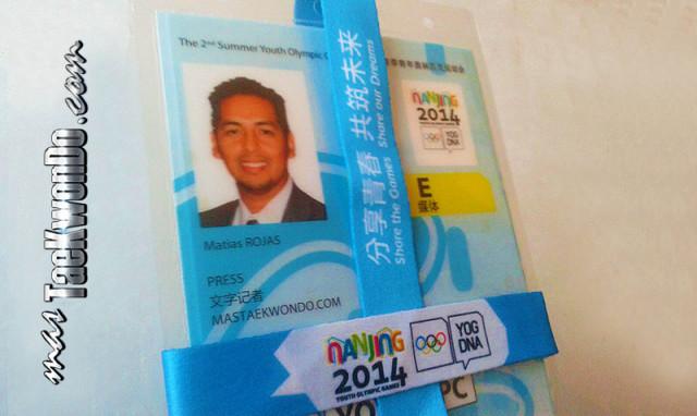 Acreditación Oficial del COI para Nanjing 2014