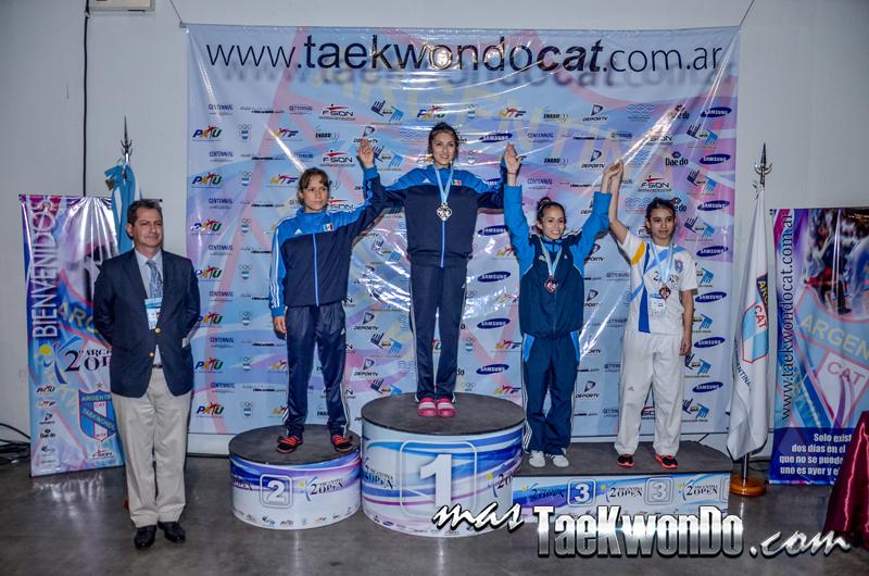 Argentina Open 2014, Podio G1 F-49
