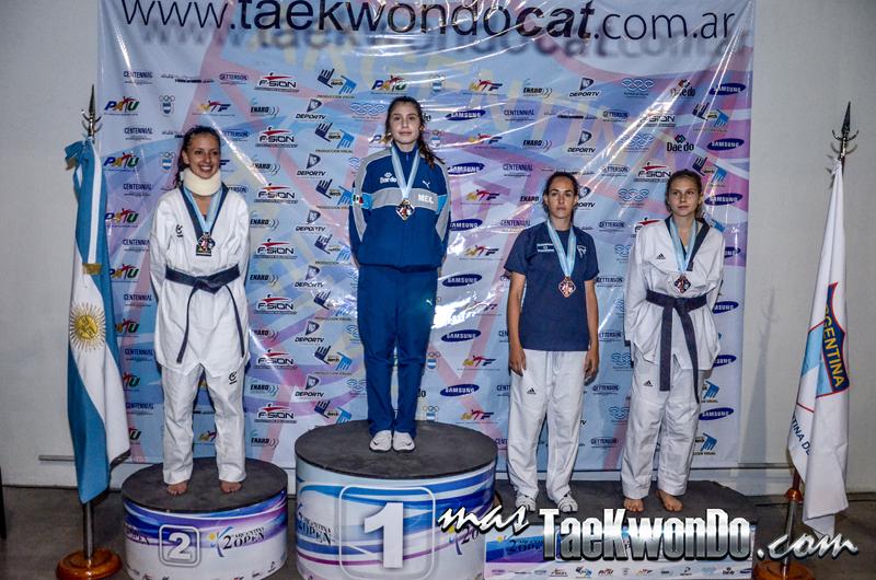 Argentina Open 2014, Podio G1 F-62