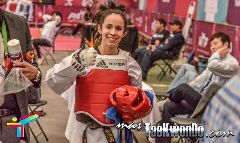 Elizabeth Zamora (GUA), Panamericano 2014