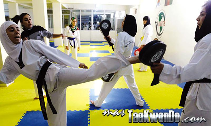 Taekwondo Afganistan