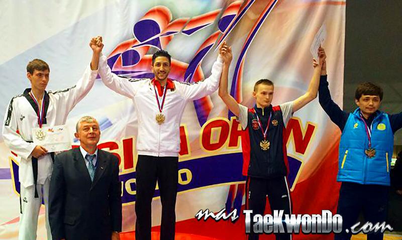 Rusia Open 2014, Podio