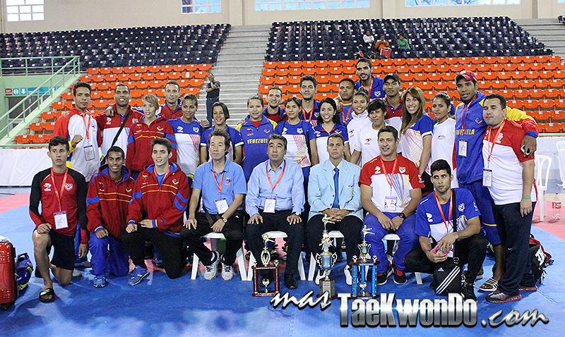 Seleccion de Taekwondo de Venezuela