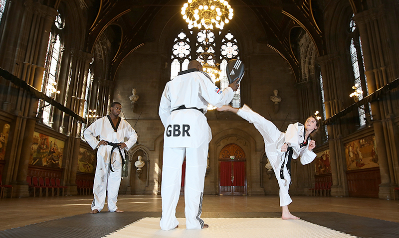 Taekwondo Gran Bretaña