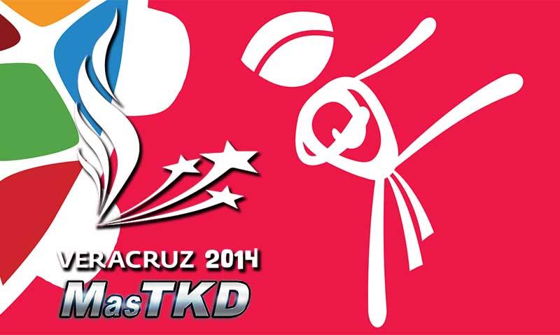Taekwondo en Veracruz 2014