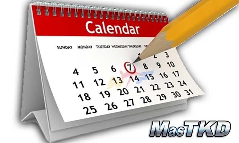 Calendario WTF