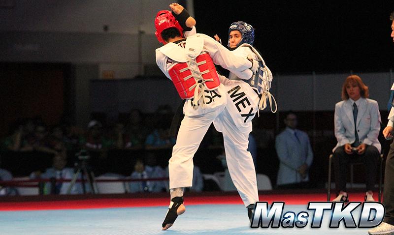 Cesar Rodriguez, Taekwondo México
