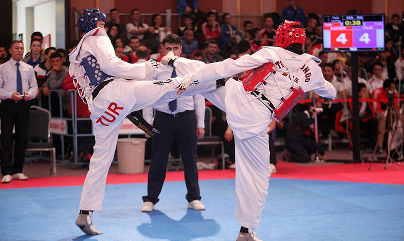 1st Turkish Open Taekwondo Tournament