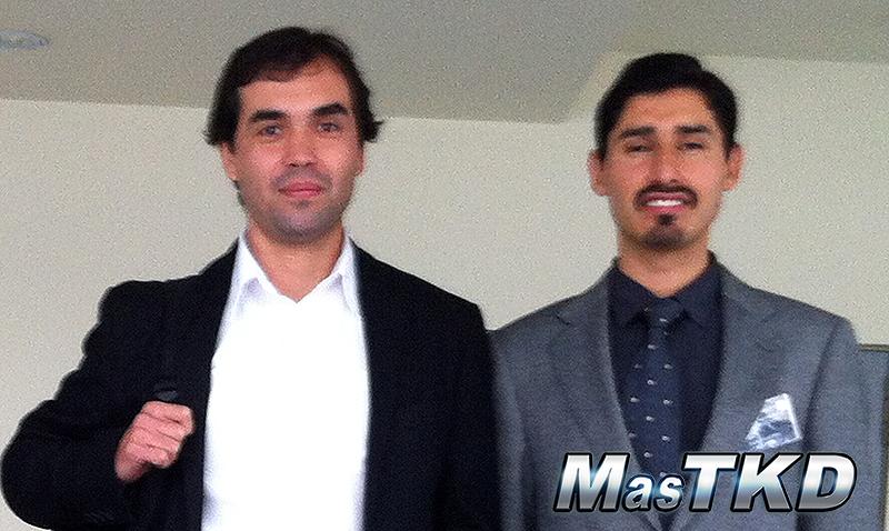 Tomás Nicolás Herrera Valenzuela y Pablo Antonio Valdés Badilla