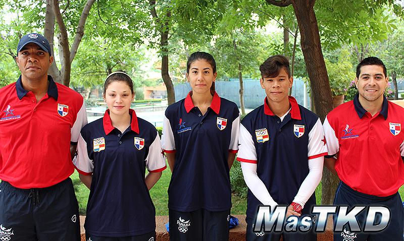 Panama_Taekwondo_Team