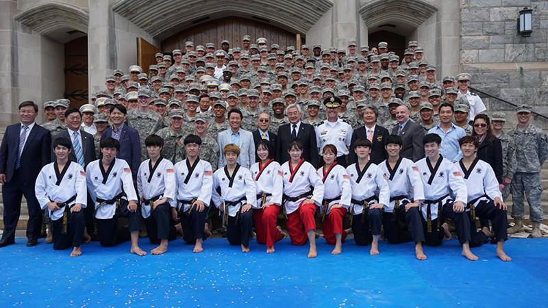 Taekwondo-Grupal
