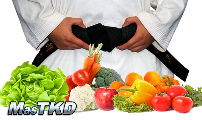 Taekwondo - nutricion