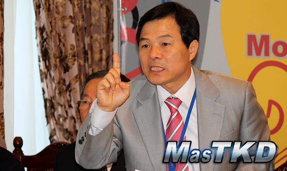 Taekwondo_Jin-Bang-Yang_Director-General-WTF