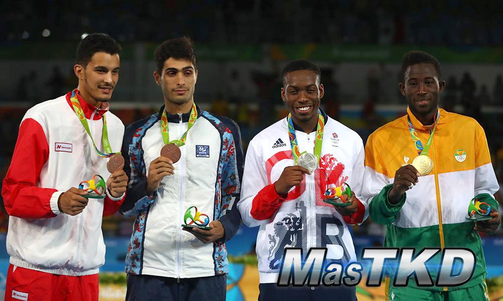 Podio_M-80_Taekwondo-Rio2016