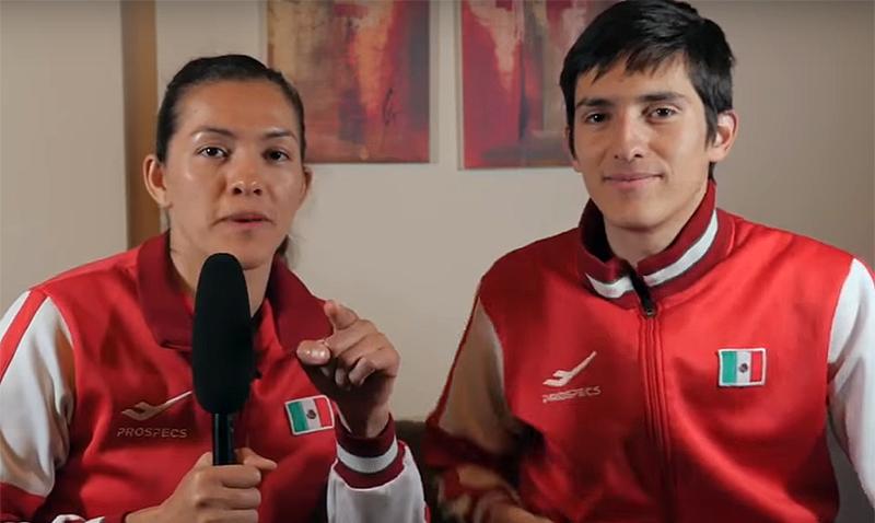 Reveladora entrevista de María Espinoza y Saúl Gutiérrez